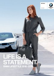 BMW LIFESTYLE 2016-2018